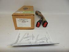 New OEM 1997-2001 Ford Lincoln Navigator Seatbelt Seat Belt Buckle Assembly Tan