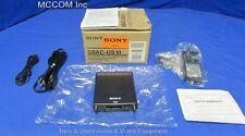 Sony SBAC-US10 Sony SxS Memory Card USB Reader w/ power supply New, Open box