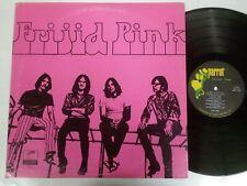 Frijid Pink - S/T 1st album - VG