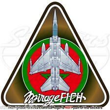 MIRAGE F1 MOROCCO Dassault Aviation F1CH Royal Moroccan AirForce Sticker, Decal