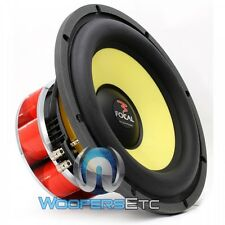 "FOCAL 33KX 13"" POLY 800W DVC K2 POWER SUBWOOFER SPEAKER (Oversized 12"")"