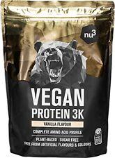 Frullati proteici vegani - 3K proteine vegetali in polvere - da 3 componenti ...