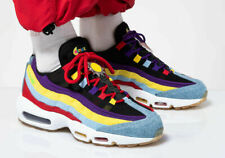 "Scarpe sneakers Nike Air Max 95 SP ""Multi Color"",numero EU 43-US 9,5, CK5669-400"
