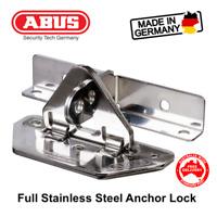 ABUS Garage Roller Door Lock Anchor-Gatesec AB138-Free Post In Australia!