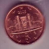 ITALIA ITALY ITALIEN ITALIE - 2005 - 0,01 EURO = 1 cent - UNC from roll