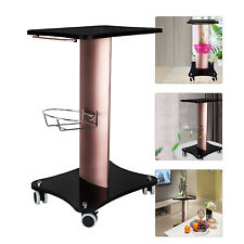 New Rolling Trolley Cart Stand Equipment W/ Mobile Wheel For Salon Spa Beauty