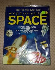Glow-in-the-Dark - Exploration Space - Theme Your Room Activity Pack *New*.
