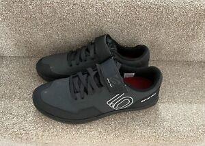 Five Ten Kestrel Black Mountain Enduro Trail Bike Shoes Size 10 UK Stealth