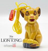 Lion King cup Simba PVC pen cap figure Disney Figurine Guard König der Löwen