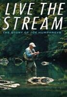 Live the Stream: The Story of Joe Humphreys DVD 2019 BRAND NEW