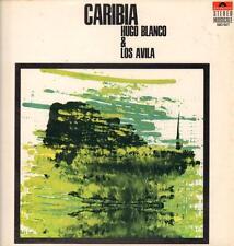 Hugo Blanco(Vinyl LP)Caribia-Polydor-583 507-UK-1966-VG+/VG+