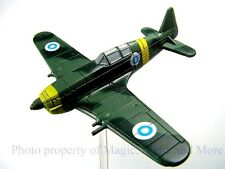 """=Angels 20= MS. 406 """"MATIMAHA"""" #21 Axis & Allies Air Force miniature plane"""