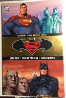 SUPERMAN BATMAN Absolute Power (2005) DC Comics TPB VG+/FINE-