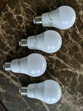 4 x GE C-Life LED Smart Bulb A19 Great condition