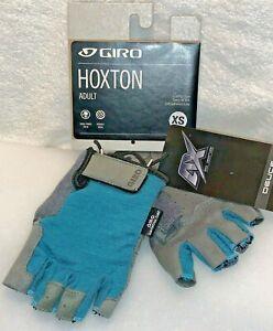 Nwt Giro Hoxton Size XS Extra Small Half Finger Road Cycling Gloves Biking New