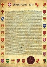 Magna Carta Mouse Mat - Large A4 Size - ONLY LISTING ON EBAY!!