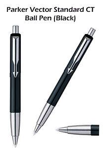 Parker Vector Standard CT Ball Pen (Black) 1xpcs