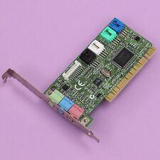 Creative Sound Blaster AudioPCI 64 Enqoniq ES1373 PCI Sound Card CT5807 Win98