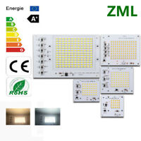 10W 20W 30W 50W 100W 2835/5730 LED Chip COB Integrated Smart IC Flood Light 220V