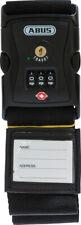 ABUS 620TSA/192 Kofferband | Koffergurt schwarz