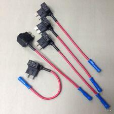 FH145 Auto Add A Circuit ATO ATC Blade Fuse Tap Expandable Fuse Holder #gtc x 5