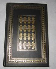 book decameron giovanni boccaccio franklin library bound genuine leather quality