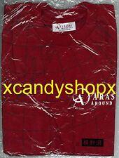 Japan ARASHI Around Asia 2007 official t-shirt