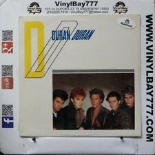 """Sealed 12"""" LP Duran Duran Duran Duran 1983 Capitol Record Club Ed. R-134452"""