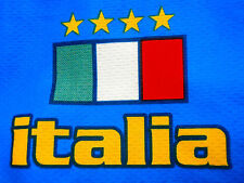 ITALIA ITALY SUPPORTER T-SHIRT JERSEY GERMANY 2006 WORLD CUP SOCCER FOOTBALL