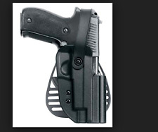 Uncle Mikes Open Top Kydex Paddle Holster 5424-1, RH, Sig Arms 225 245 228 229