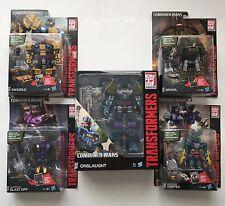 Transformers Hasbro Generations Combiner Wars Bruticus combaticons