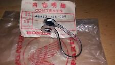 NOS HONDA TL 250 1976  guide brake cable low 45467-376-000 VINTAGE TL250 XL XR