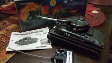 Radio Shack Vintage Radio Controlled Sherman Tank 750