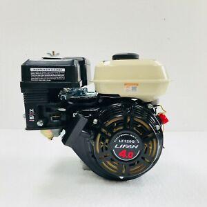 "LF120Q 4hp LIFAN PETROL ENGINE Replaces Honda GX120 3/4"" Shaft Recoil Pull Start"