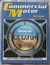 The Commercial Motor magazine 15/9/1984
