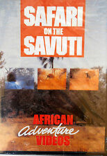 Safari on the Savuti Big Game Hunting DVD African Adventure Videos