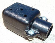 Antique Old Briggs Gas Engine Flex Hose Muffler Wm Wmb