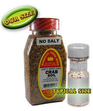 CRAB BOIL SEASONING NO SALT, FRESH NATURAL PURE SPICES