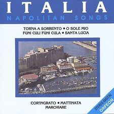 Italia Napolitan Songs