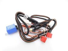 NEW UNIVERSAL 12V HEADLIGHT RELLAY WIRING HARNESS #G286  @CL