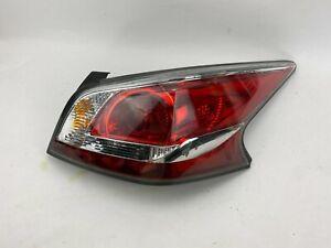2013 2014 2015 Nissan Altima Sedan RH Tail Light Right Passenger