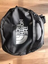 North Face Base Camp Duffel Small Black (50L Capacity, Airline Carry-On Size)