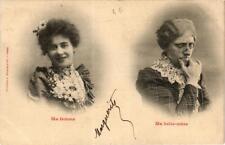 CPA Ma femme Ma belle-mere A. BERGERET (674593)