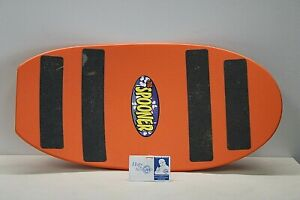 "The Spooner Balance Fit Board w/ Black Grip Tape - 22 1/2"" long x 11 1/4"" wide"