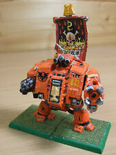 CLASSIC METAL SPACE MARINE BLOOD ANGELS DREADNOUGHT PAINTED (L)