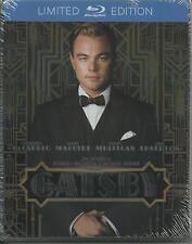 Il grande Gatsby (2013) s.e. Blu Ray metal box