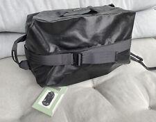 FREITAG F511 SKIPPER ALL BLACK backpack RUCKSACK schwarz gebraucht used