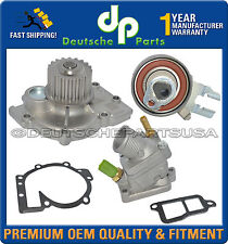 Volvo S60 V70 XC70 XC90 ENGINE WATER PUMP + THERMOSTAT+TIMING BELT TENSIONER KIT