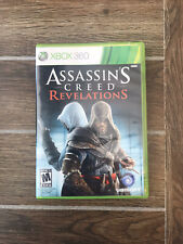 XBOX 360 ASSASSINS CREED REVELATIONS GAME COMPLETE