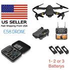 E58 Drone E68 DRONE WIFI FPV 4K HD Camera Foldable Selfie RC Quadcopter